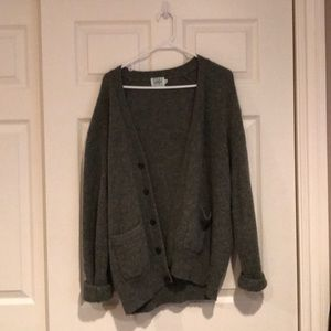 Sweaters - Shetland Wool cardigan